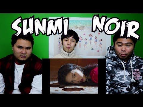 SUNMI - NOIR M/V REACTION (FUNNY FANBOYS) Mp3