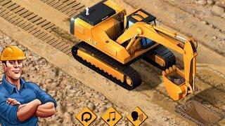 Construction Vehicles การ์ตูนรถก่อสร้าง รถบรรทุก รถตักดิน รถแม็คโคร รถเครน รถบดอัดดิน รถเกรด รถขุด