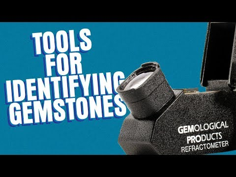 Unboxing Tools For Identifying Gemstones