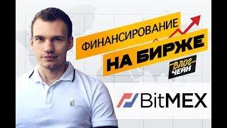 BITMEX | Финансирование на бирже Bitmex | Как настроить интерфейс биржи под себя