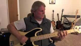 Charlie Daniels Band - Long Haired Country Boy - Bass Cover