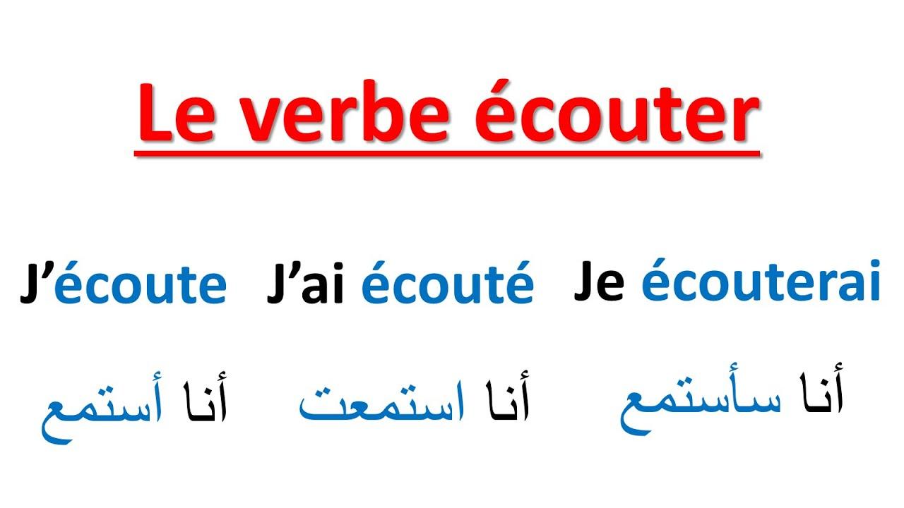 Youtube Video Statistics For Conjugaison Le Verbe Entendre Au Present Au Passe Compose Et Au Futur تعلم الفرنسية Noxinfluencer