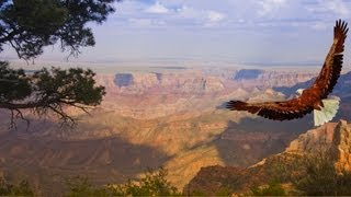 Native American Indian Spirit for Meditation & Relaxation - Fly with the Eagle