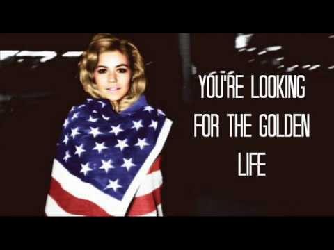 Hollywood - Marina & The Diamonds (LYRICS)