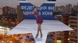 Во-о как! Никто и не ожидал! Евгения Медведева 2019
