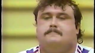 1986 World Weightlifting Championships