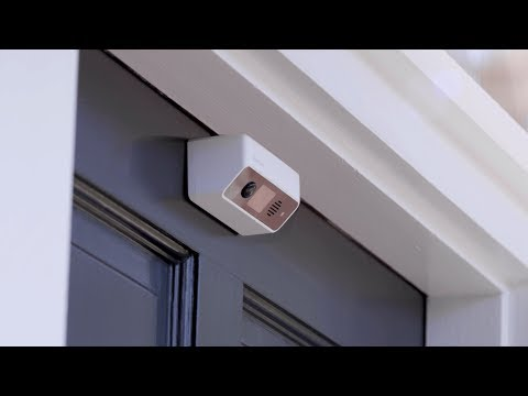 Meet Remo+ DoorCam – World's First Over-The-Door Smart Security Camera