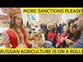 Russia's Massive Agriculture Fair Reveals Staggering Achievements in Last Few Years