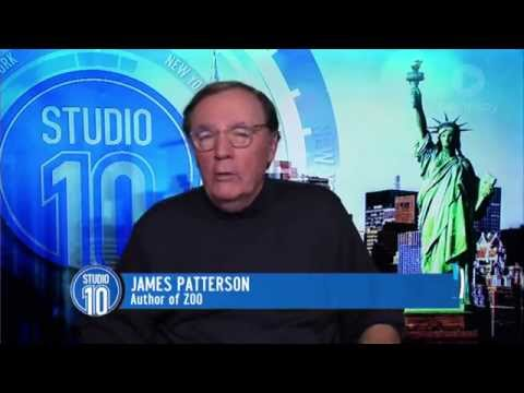 James Patterson on Zoo: Interview