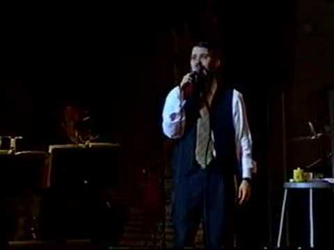 Avraham Fried at the Hebron Concert 2001 Part 5