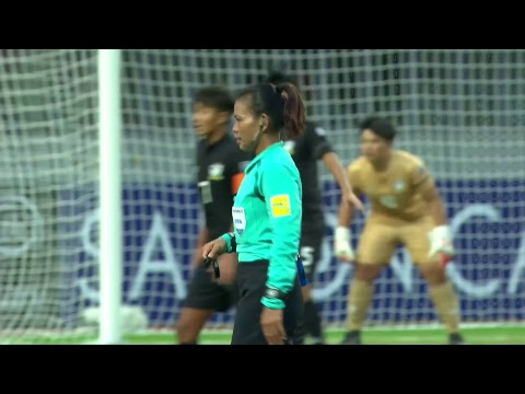 Thailand vs China (AFC U-19 Women's Championship)