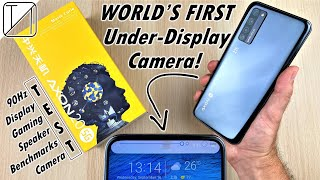 Unboxing The World's First Under-Display Camera Smartphone - ZTE Axon 20 5G Detailed REVIEW!