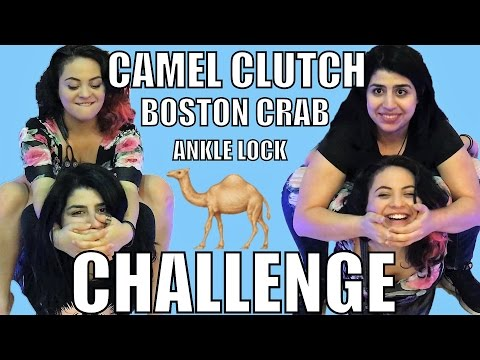 BEST CAMEL CLUTCH | BOSTON CRAB | ANKLE LOCK CHALLENGE