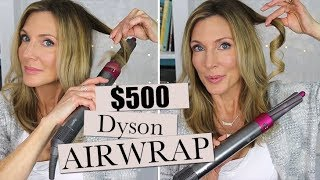 Dyson Airwrap ~ FULL REVIEW + Hot Tool Comparisons!