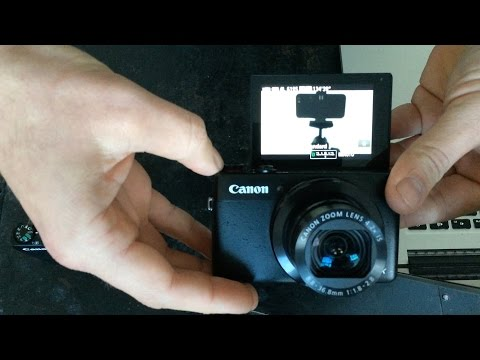 Canon G7X Autofocus AF + Best Youtube Vlogging Camera iPhone