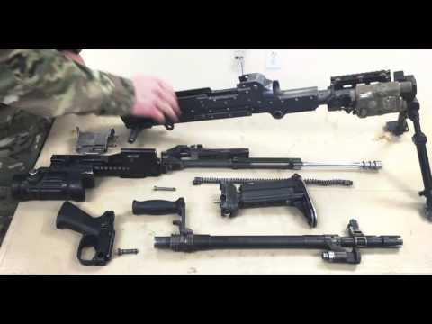EIB: M240B [Walk/Talk Speed]