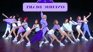 [IZ*ONE - Secret Story of the swan] dance practice mirrored