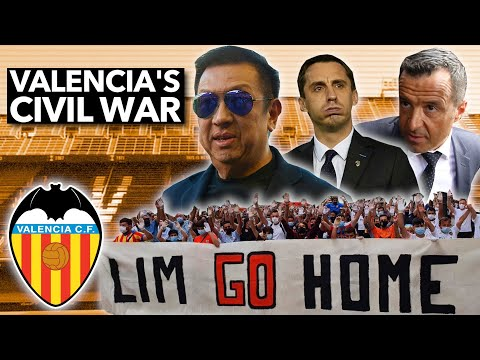 How to Ruin a Historic Club: The Sad Story of Valencia, Peter Lim & Jorge Mendes