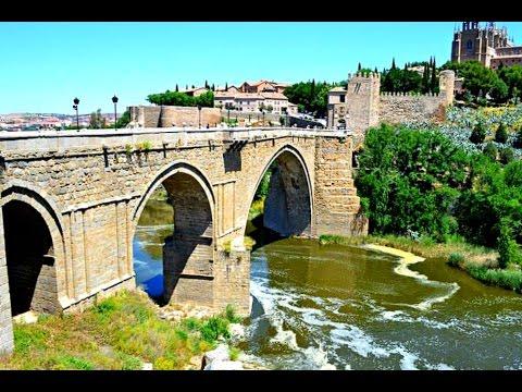Ancient city of Toledo, Castilla-La Mancha, Spain