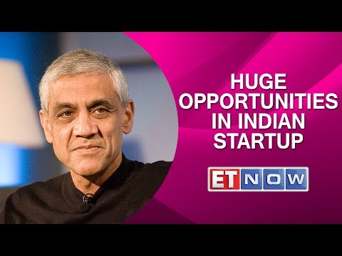 Khosla Ventures Founder Vinod Khosla: Huge Opportunities In Indian Startup