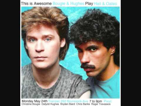 Hall & Oates -- She's Gone