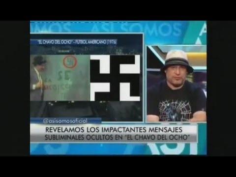 SALFATE | Mensajes Subliminales Ocultos en el Chavo del 8
