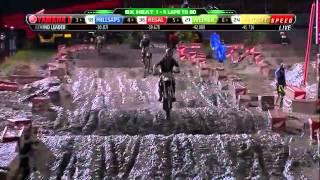 SX Heat 1 AMA Supercross Daytona 2012