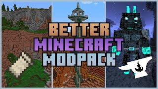 Better Minecraft Modpack Review For 1.16.5 - TOP MODPACKS