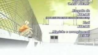 la prima sigla sigla di chiusura del great teacher Onizuka.