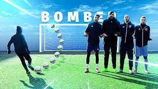 ⚽🥅 OHM e TATINO vs I 2BOMBER DEL FREESTYLE! | FOOTBALL CHALLENGES