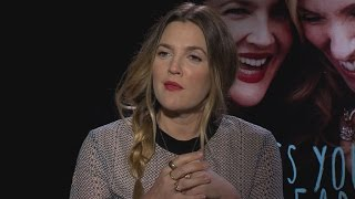 Drew Barrymore Says Olive Is Just Like Her as a Child