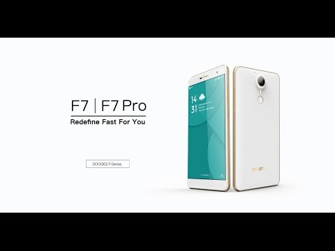 DOOGEE F7 Pro Fingerprint sensor 7 functions and 0,15s super speed