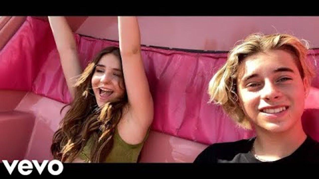 Download Gavin Magnus - Crushin' Remix ft. Piper Rockelle (Official Music Video)