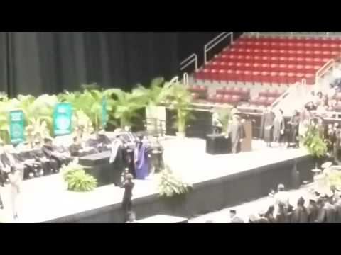 Gaston College 2016 Graduation