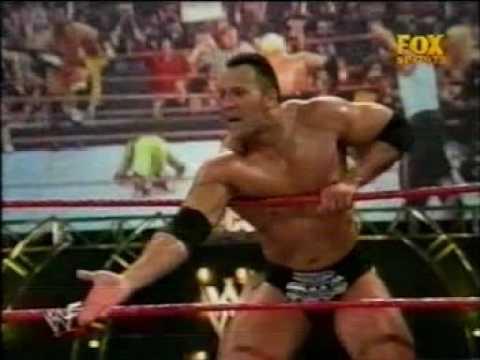 Raw Is War 2000 - 10-Man Tag Match (Part 2/2)