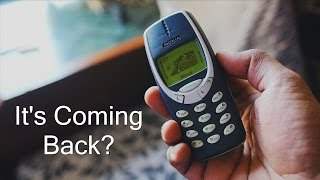 Nokia 3310 Unboxing, Snake 2 , Nokia Tone & More | After 16 Years 😍 thumbnail