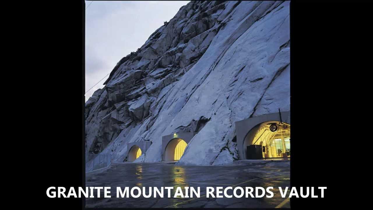 Przetrwać Apokalipsę Granite Mountain Records Vault Youtube