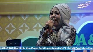 Ifroh Ya Albi Richa Puspita PERSADA RIA HAUL AKBAR Ke 27 Ponpes Sunan Drajat