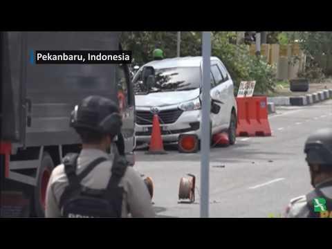Indonesia: Attack on Police Headquarter in Riau