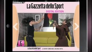 Lo sport prende vita - Gazzetta dello sport Digital Edition