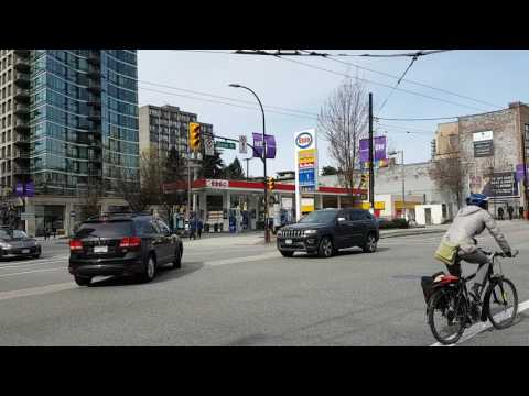 The last gas station in downtown Vancouver is for sale!