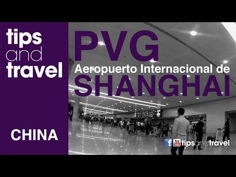 Aeropuerto ✈️de Shanghai - PVG  terminal 2 CHINA🇨🇳