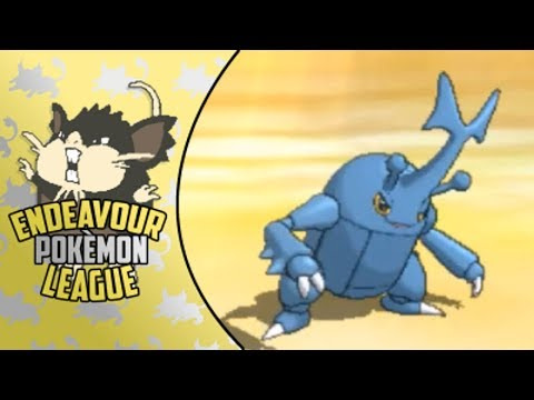 Endeavour Pokemon League VGC 2018 Testing - Assault Vest Heracross