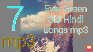 Old Hindi Sad Songs mp3