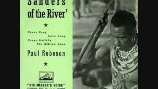 Paul Robeson - Love Song (1935)