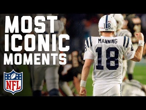 Peyton Manning's Most Iconic Moment vs. Every Team | NFL Highlights