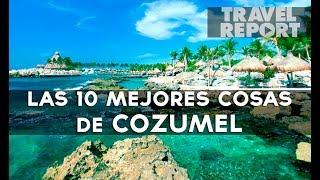 Qué hacer en Cozumel
