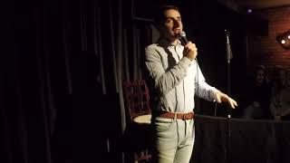 Red Shanghai Comedy Club - открытый микрофон 6 марта 2019