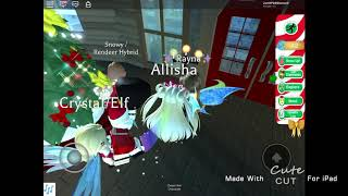 Roblox merry Christmas Music