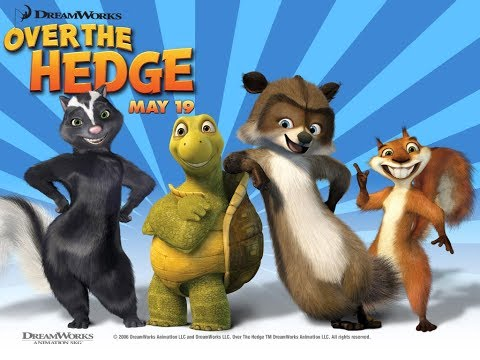 Over the Hedge - Movie Soundtrack